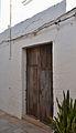 Portalada d'una casa al carrer de santa Marta, Xàbia.JPG