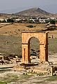 Porte triomphale, site de Sidi Khelifa, 28 septembre 2013, (01).jpg