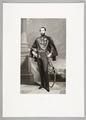 Porträtt av kronprins Karl, 1850 - Skoklosters slott - 99524.tif