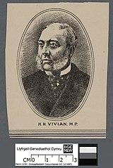 H. Hussey Vivian, Esq., M.P