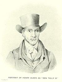 Portrait of Henry Thomas Alken as Ben Tally O.jpg