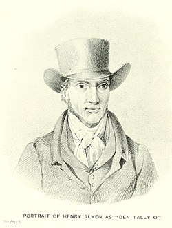 Portrait of Henry Thomas Alken as Ben Tally O.jpg