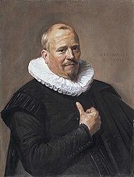 Frans Hals: Portrait of a Man (Timken Museum of Art)