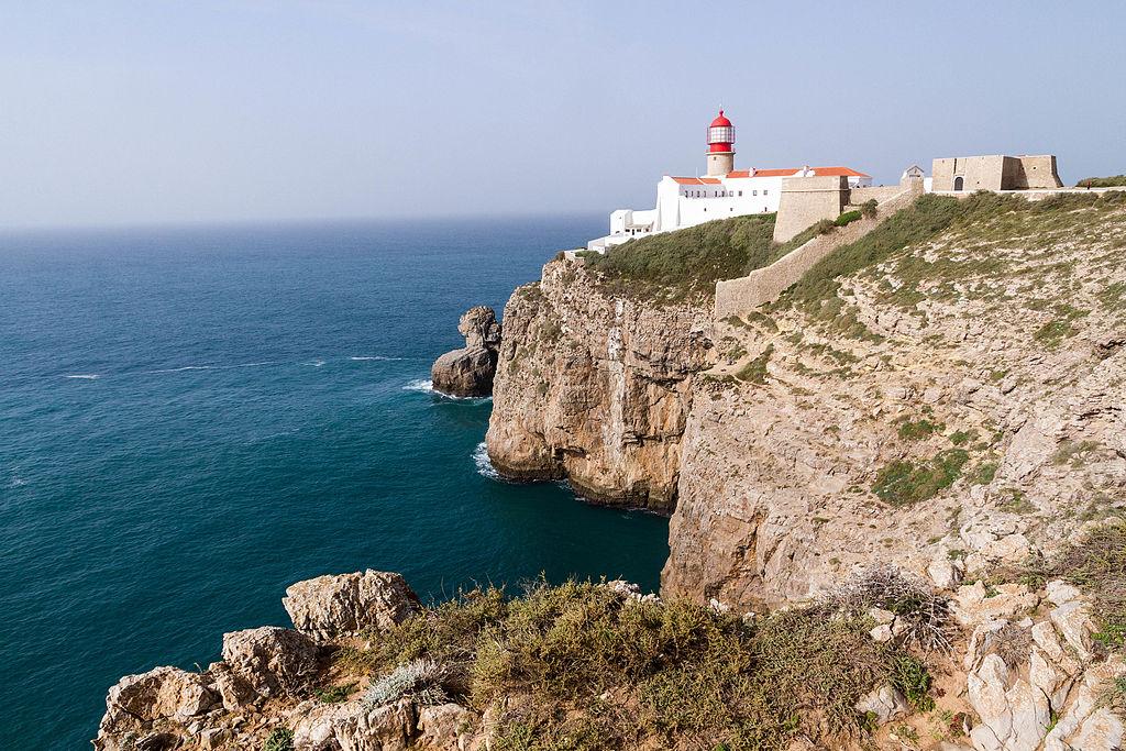 Phare du Cap Saint Vincent à Sagrès au Portugal - Photo de Matthias Süßen
