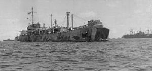 USS Poseidon (ARL-12) - USS Achelous (ARL-1)