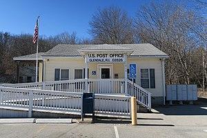 Glendale, Rhode Island - Post Office