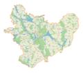 Powiat ełcki location map.png