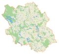 Powiat olecki location map.png