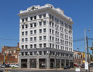 Praetorian Building (Waco, Texas) - Image: Praetorian building 2009