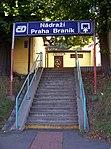 Praha-Braník, vstup na nádraží.jpg