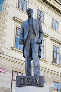 Pomník T. G. Masaryka (Praha, Hradčany)