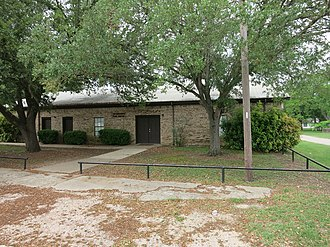 Prairie Lea, Texas - Image: Prairie Lea TX Civic Center