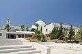 Prehistoric museum and Ypapanti cathedral - Fira - Santorini - Greece - 01.jpg