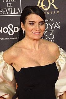Silvia Abril Spanish actress