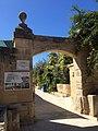 President's Kitchen Garden, ancillary of San Anton Palace 14.jpg