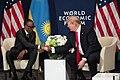 President Donald Trump shakes hands with Rwandan President Paul Kagame.jpg