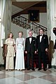President Ronald Reagan and Nancy Reagan with Poul Schluter and Lisbeth Schluter.jpg