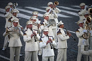 Presidential Band of the Russian Federation