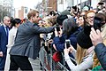 Prince Harry and Ms. Markle visit Belfast's Crown Liquor Saloon (26101142377).jpg