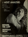 Priscilla Dean in Outside the Law by Tod Browning 2 Film Daily 1920.png