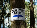Protest sign in the Hambach forest 04.jpg