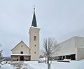Protestant church and new museum Fresach.jpg