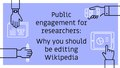 Public Engagement for Researchers (SGSAH Summer School Presentation).pdf