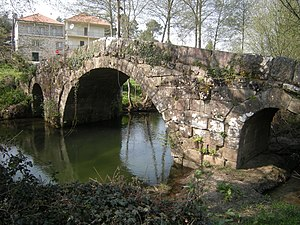 Ponte de Rubiães - Image: Puente de Rubiães (3379697291)
