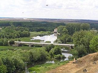 Puente nuevo (N-620) sobre el río Águeda (Ciudad Rodrigo).jpg