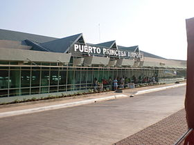 Image illustrative de l'article Aéroport international de Puerto Princesa