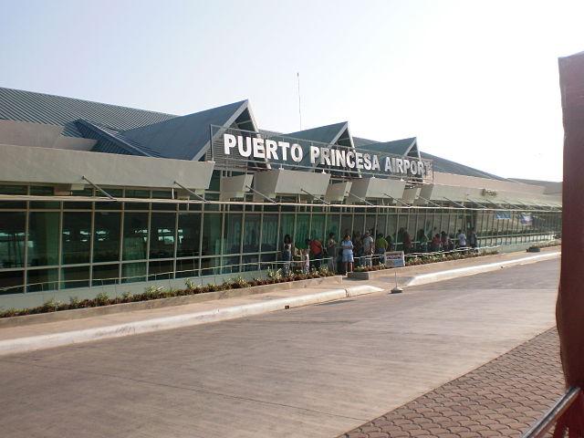 Aéroport international de Puerto Princesa