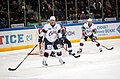 Pujacs and Safronov 2011-12-04 Amur-Sibir KHL-game.jpeg