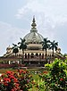 Pushpa Samadhi Mandir of Srila Prabhupada, Mayapur 07102013.jpg