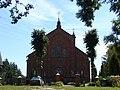 Pustiņas Svētās Jaunavas Marijas Debesīs Uzņemšanas Romas katoļu baznīca, Robežnieki, Krāslavas novads, Latvia - panoramio.jpg
