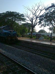 Nagavali Express - WikiVisually