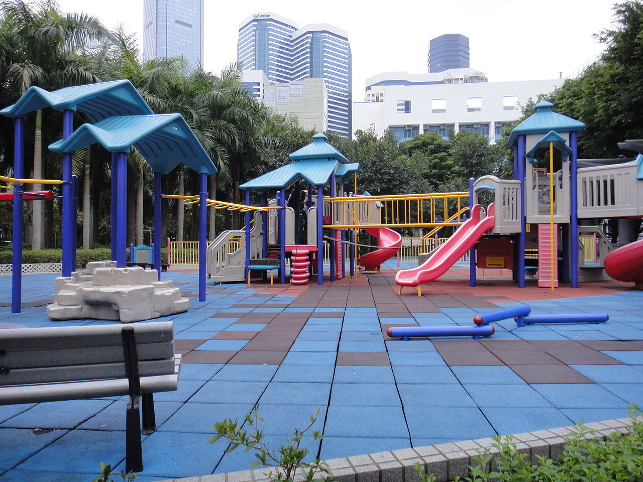 File Quarry Bay Park Children Play Area Jpg Wikipedia