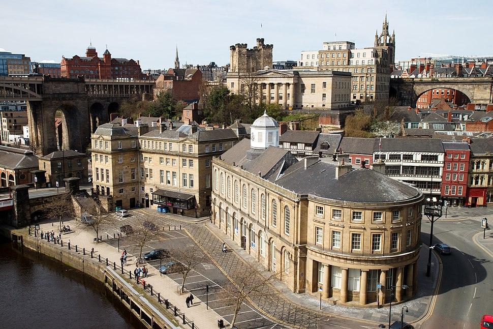 Quayside, Newcastle upon Tyne