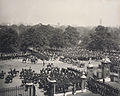 Queen Victoria returning to Buckingham Palace, after the Diamond Jubilee celebrations.jpg