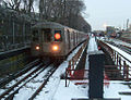 R68 D train at BMT 9th ave.JPG