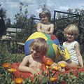 RIAN archive 490715 Children playing out.jpg