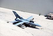 Saudi Arabian Tornado ADV variant.