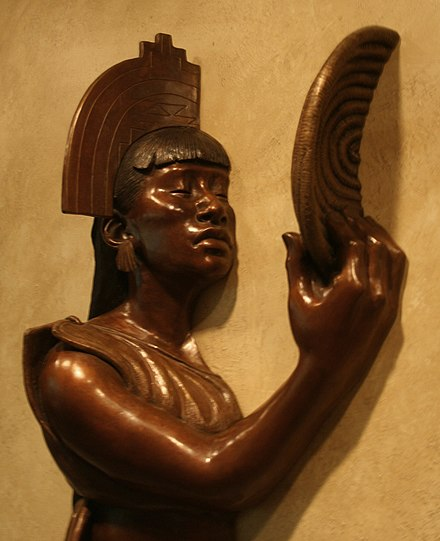 For Life in all Directions, Roxanne Swentzell (Santa Clara Pueblo), bronze, NMAI RSLife.jpg
