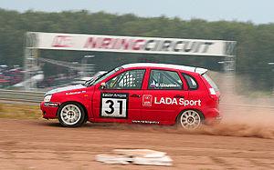 Russian Circuit Racing Series - RTCC 2010