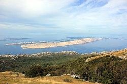 Rab Island from Velebit.jpg