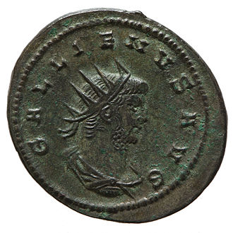 Gallienus - A Radiate of Gallienus