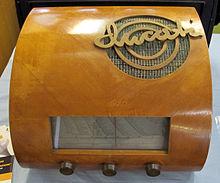 Radio Ducati anni '50