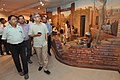Raghvendra Singh Visits Science And Technology Heritage Of India Gallery With NCSM And VMH Dignitaries - Science City - Kolkata 2018-07-20 2572.JPG