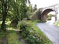 Railway arch over the old road - geograph.org.uk - 566672.jpg