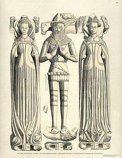 Margaret de Stafford British noble