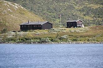 Tydal - Image: Ramsjøhytta aug 2008